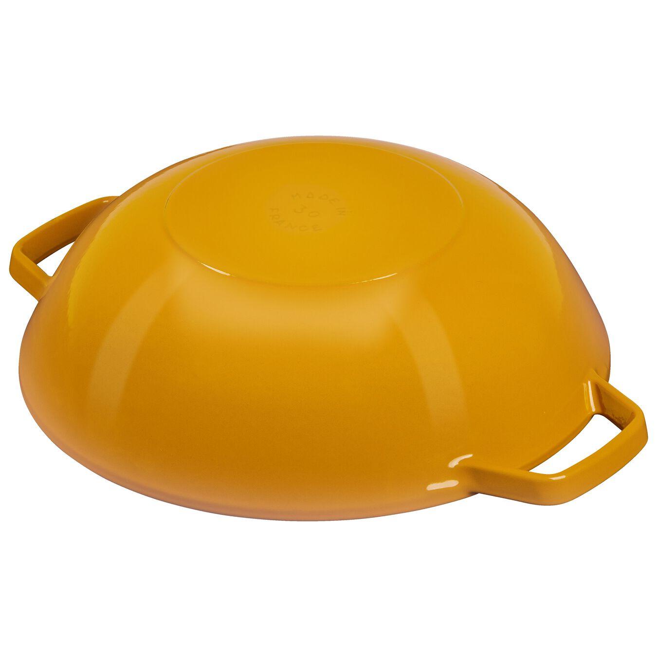 4.75 qt, Wok, Saffron,,large 3