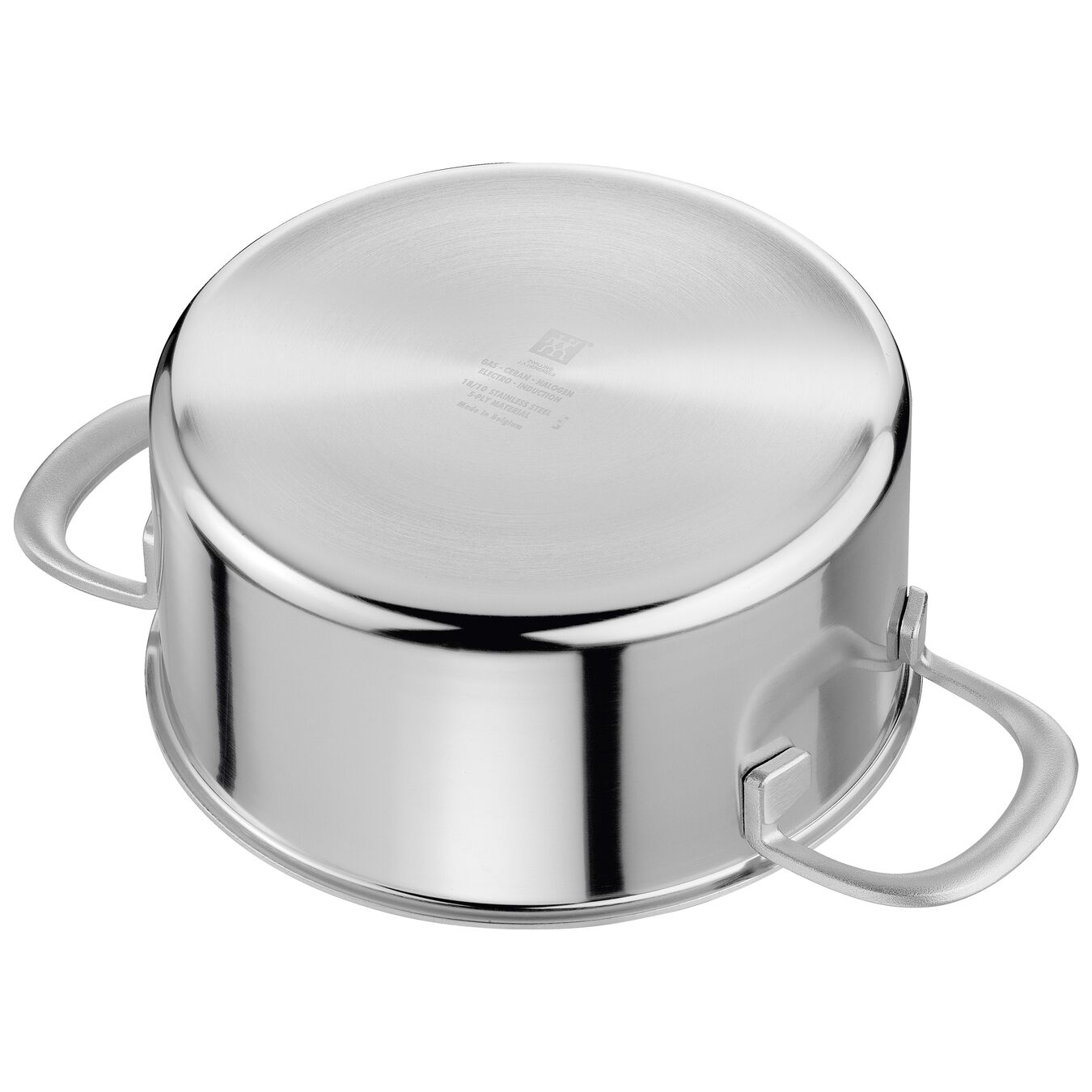 5,25 l 18/10 Stainless Steel Faitout,,large 5