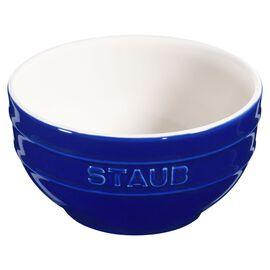 Staub Ceramique, Ciotola rotonda - 14 cm, blu scuro