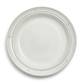 Staub Boussole, 9.5-inch, Plate, off-white