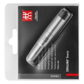 ZWILLING CLASSIC INOX, Burun ve Kulak Kılı Kısaltıcısı | paslanmaz çelik | Metalik Gri