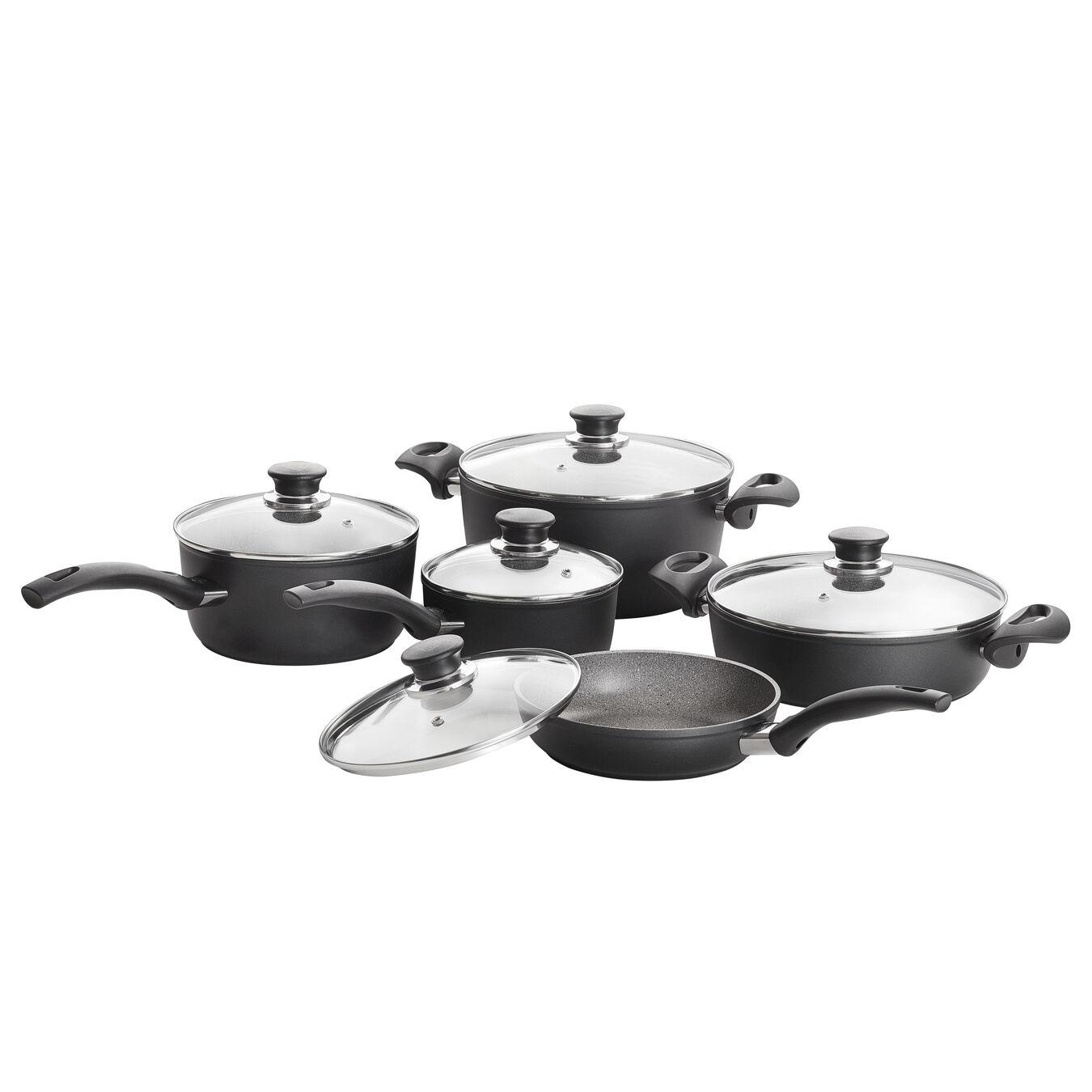 10 Piece Aluminum Cookware set,,large 1