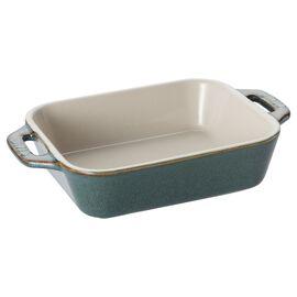 Staub Ceramics, 5.5-inch x 4-inch Rectangular Baking Dish - White