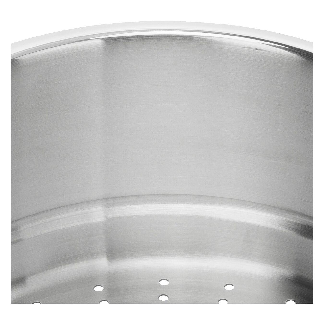 Ånginsats 24 cm, 18/10 Rostfritt stål,,large 4