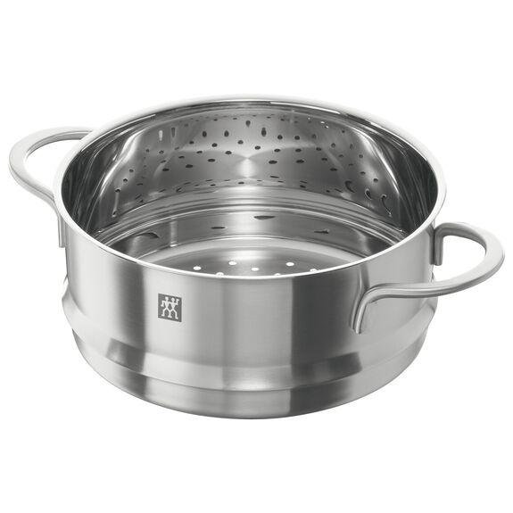Buharda Pişirme Aparatı, Yuvarlak | 20 cm | Metalik Gri,,large 2