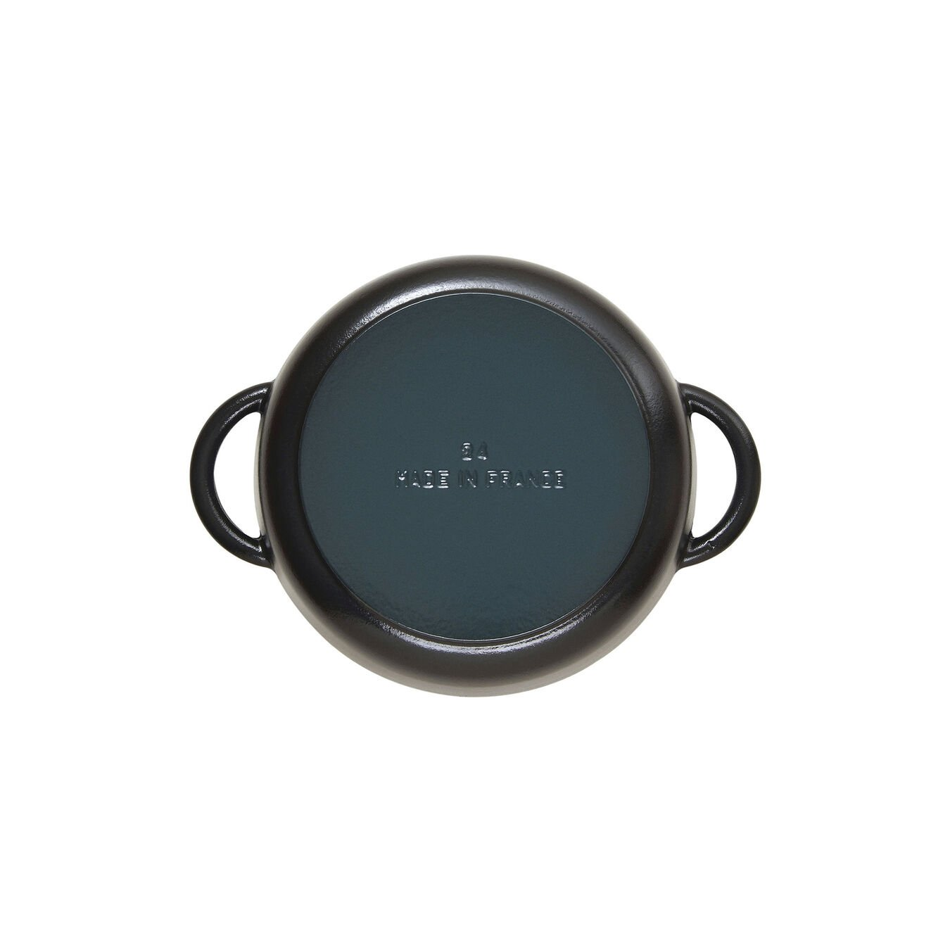 Sauteuse with glass lid 28 cm,,large 5