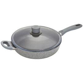 BALLARINI Parma Plus, 3.75 qt Saute pan, Aluminum