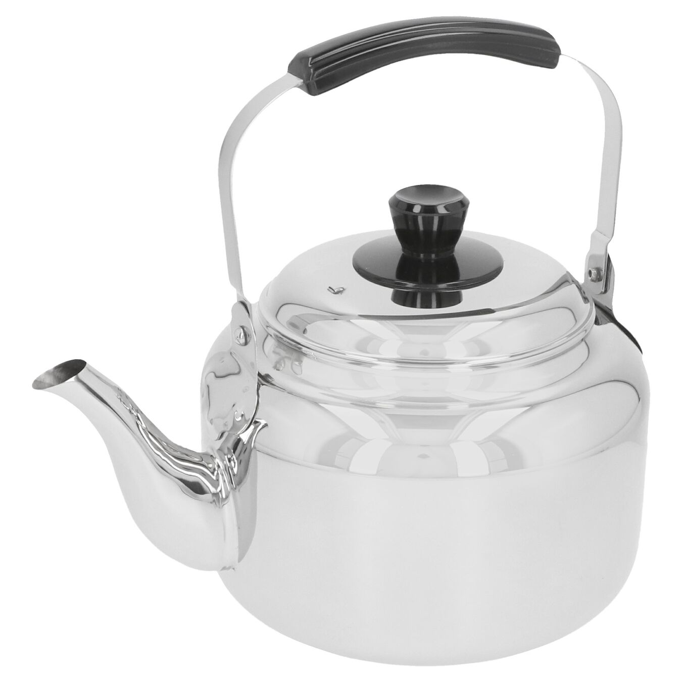 4.2 qt Tea Kettle, 18/10 Stainless Steel ,,large 4