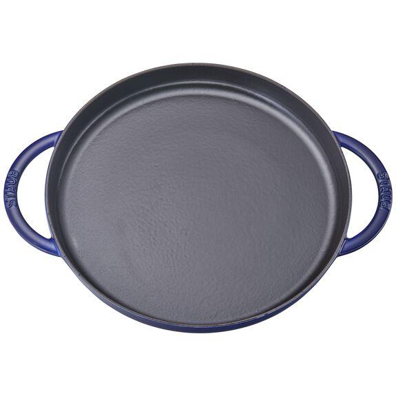 12-inch Enamel Grill pan,,large 4