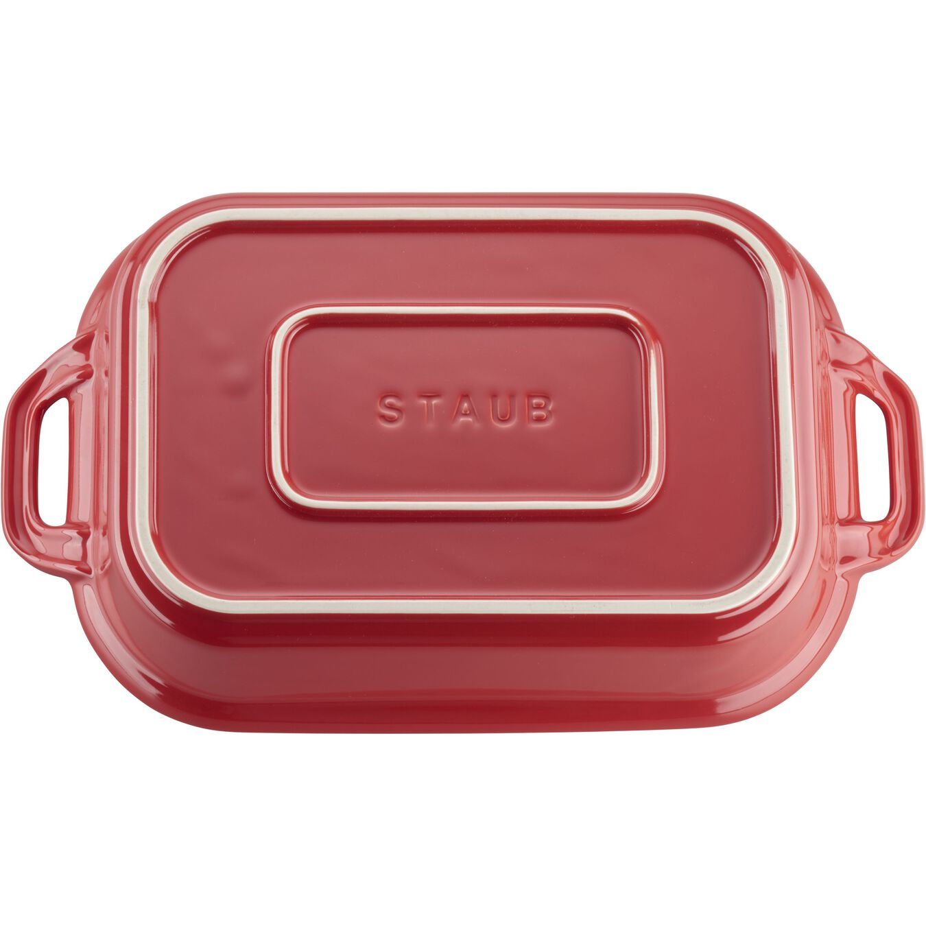 1-inch, rectangular, Special shape bakeware, cherry,,large 4