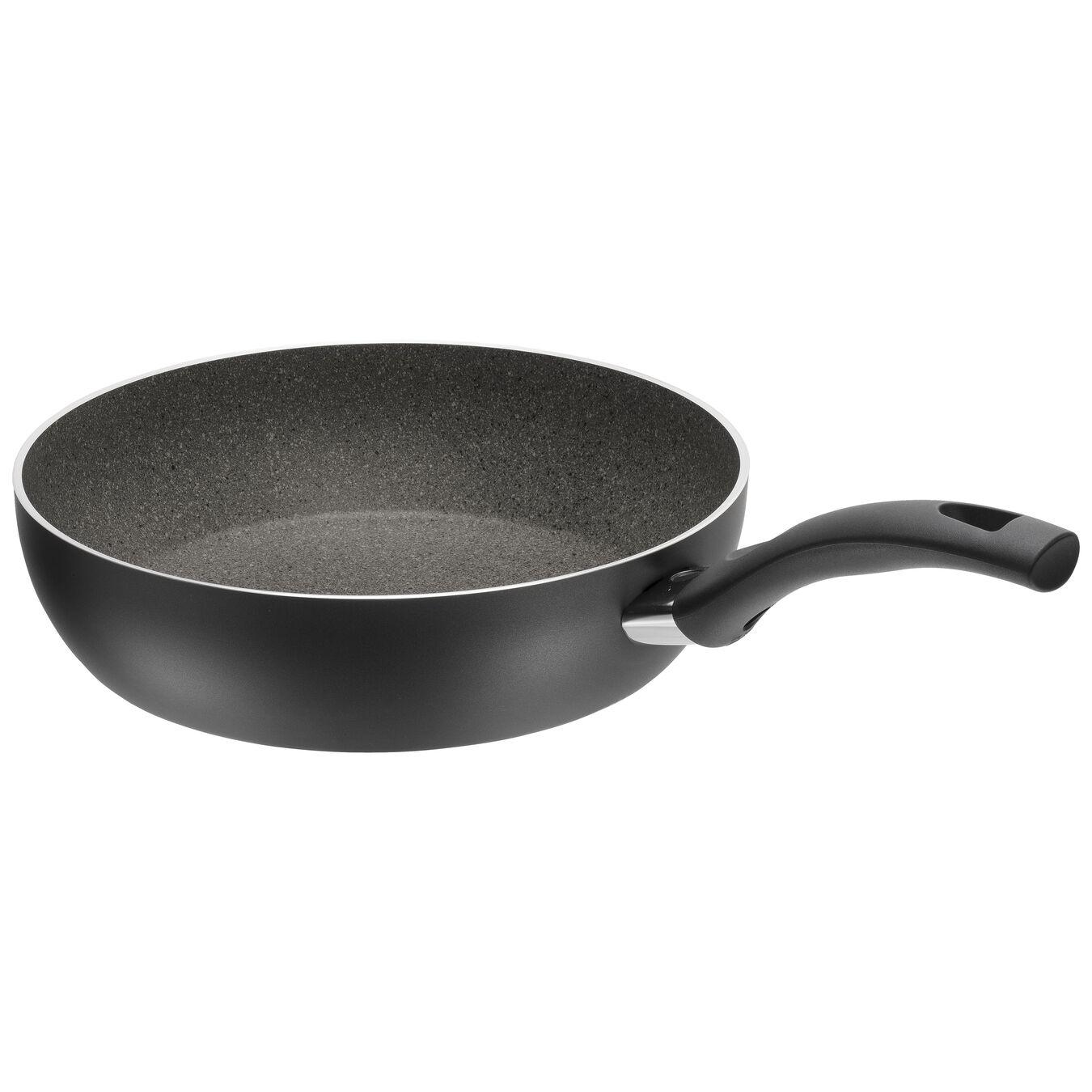 28 cm Aluminum Saute pan,,large 1