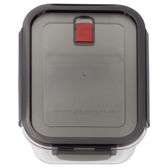 1.47-Qt. Rectangular Storage Container,,large 6