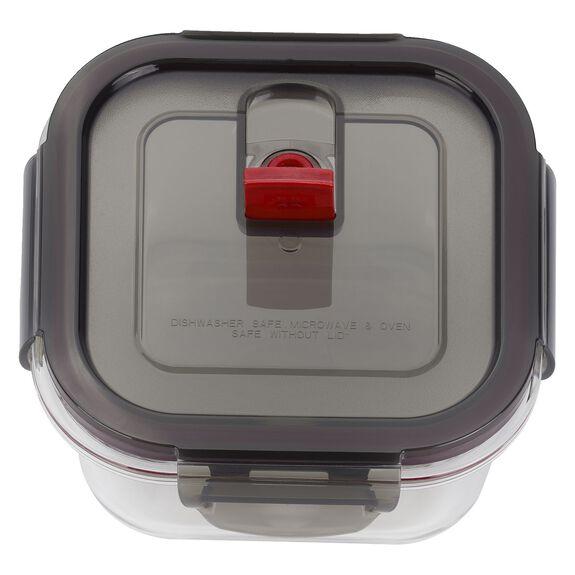 500-ml-/-0.525-qt Borosilicate glass Storage jar,,large 3