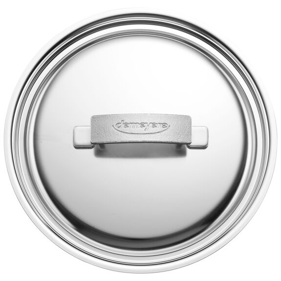 4-qt Stainless Steel Saucepan,,large 4