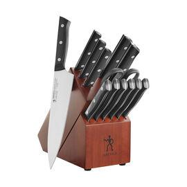 Henckels International Everedge Dynamic, 14-pc Knife block set Wood