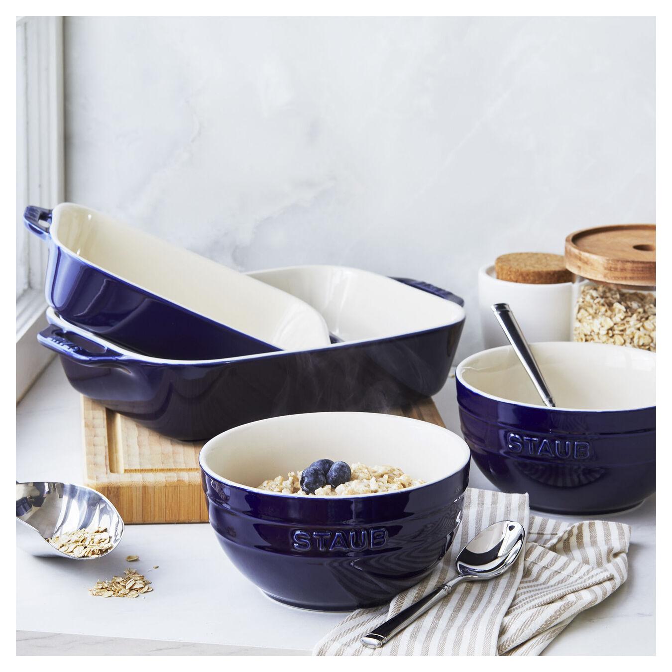 4-pc, Bakeware set, dark blue,,large 4