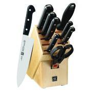 ZWILLING TWIN Gourmet, 10 Piece Knife block set
