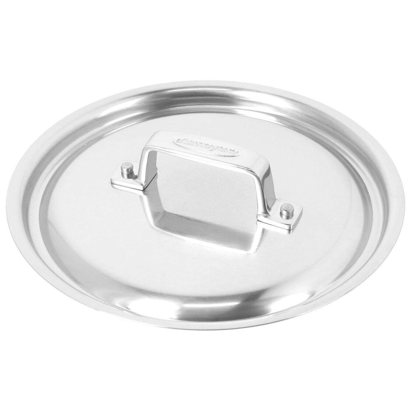 2.8 l round sauce pan with lid 3QT, silver,,large 7