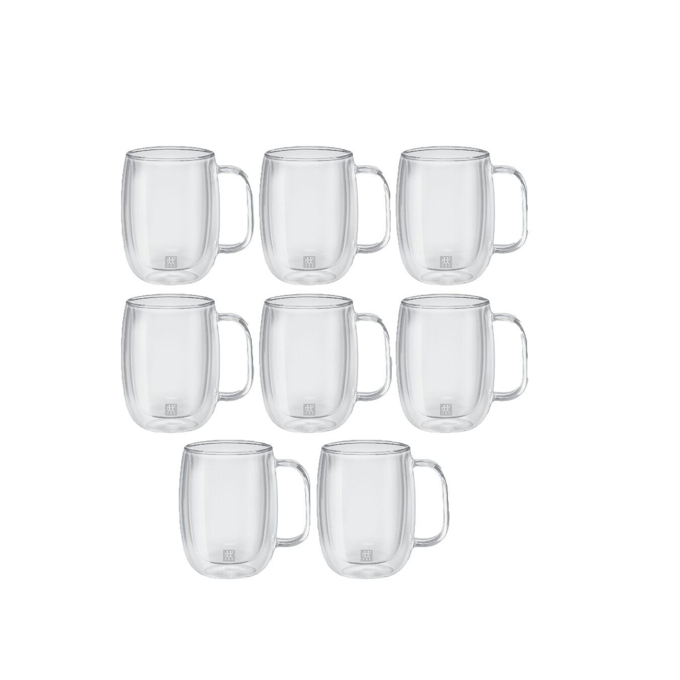 8 Piece Coffee glass set - Buy 6 Get 8,,large 2