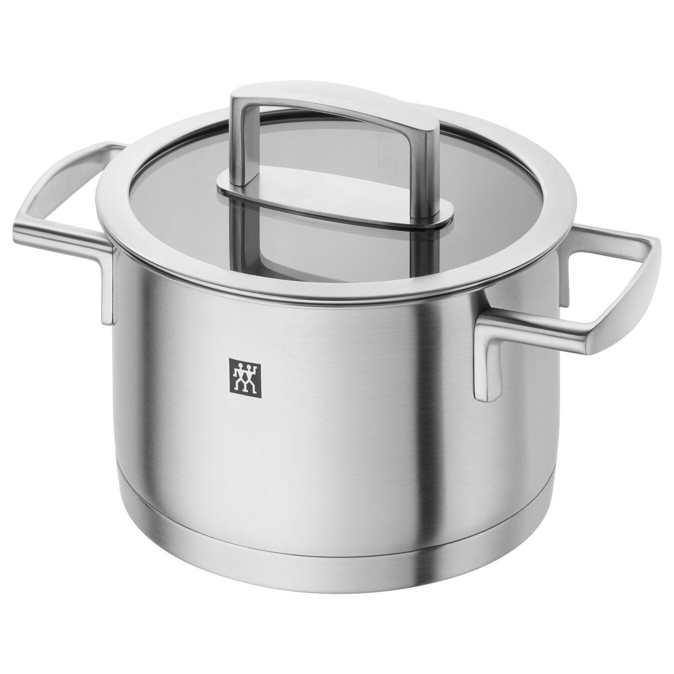 Ensemble de casseroles 3-pcs, Inox 18/10,,large 5