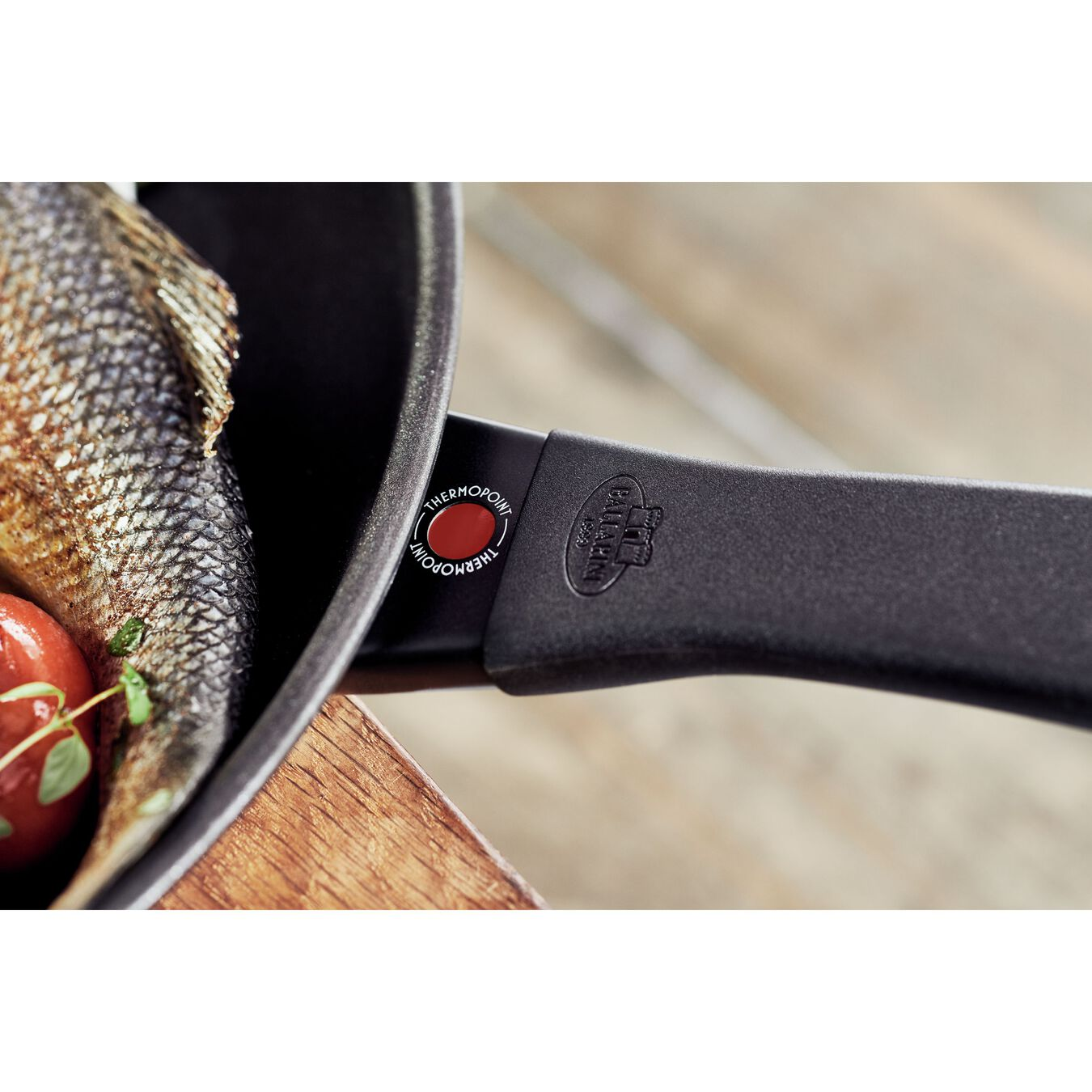 8-inch, aluminium, Non-stick, Frying pan,,large 3