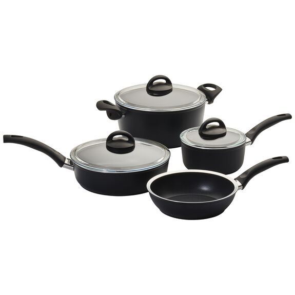 7-pc Forged Aluminum Nonstick Cookware Set, , large 2
