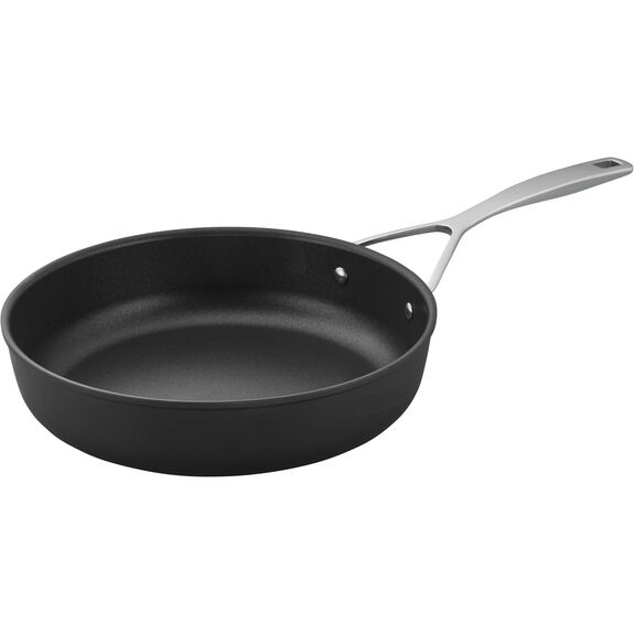 11-inch Aluminum Frying pan high-sided,,large 2