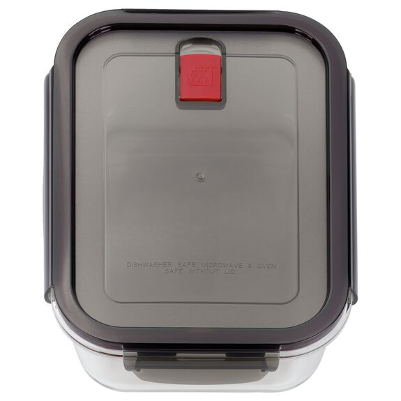 47.32-fl-oz Borosilicate glass Storage jar,,large 6