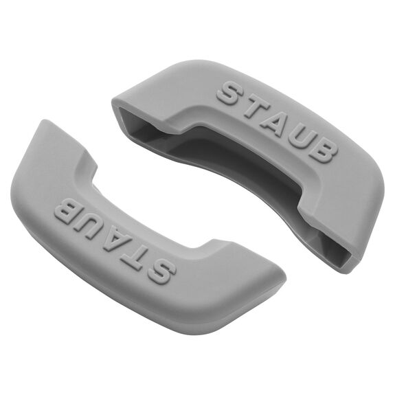 2-Piece Silicone Handle silicon,,large 2