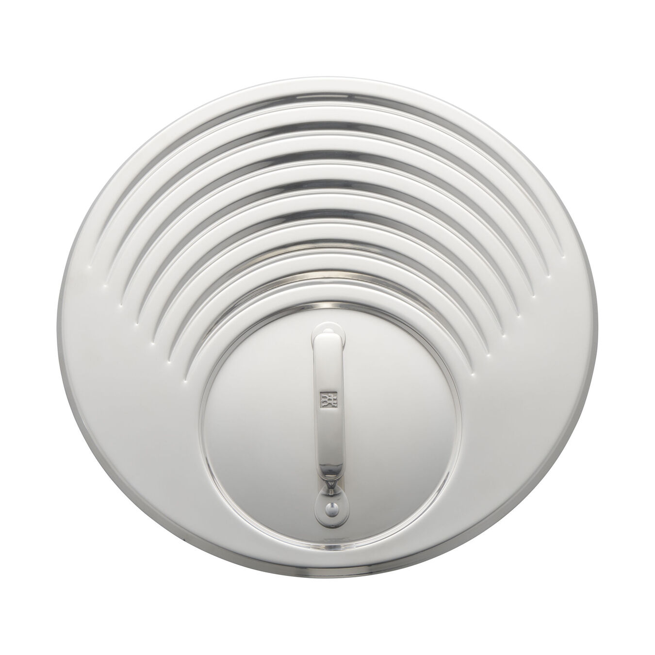 Lid, round | stainless steel,,large 1
