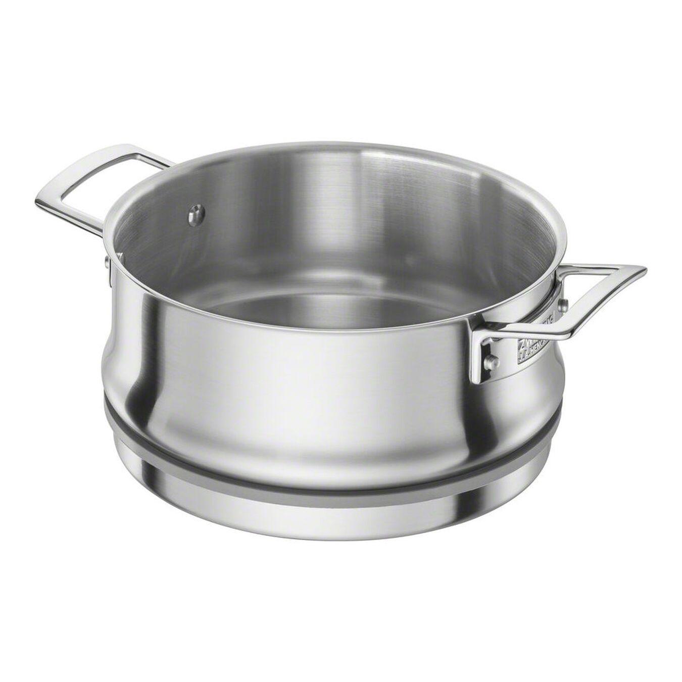 10-pcs 18/10 Stainless Steel Ensemble de casseroles et poêles,,large 2