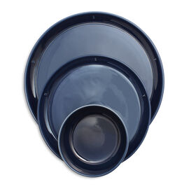 Staub Boussole, Serving set, 12 Piece | dark-blue | Ceramic | round | Ceramic