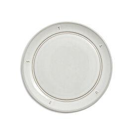 Staub Boussole, 6-inch, Plate, off-white