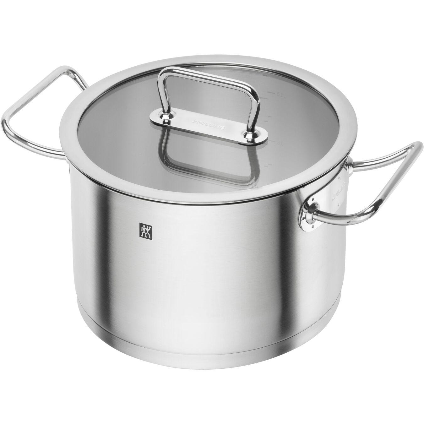 Ensemble de casseroles 5-pcs, Inox 18/10,,large 11