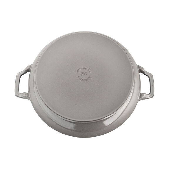 3.5-qt Braiser - Graphite Grey,,large 4