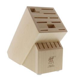 ZWILLING TWIN, Birchwood Natural 16-slot block
