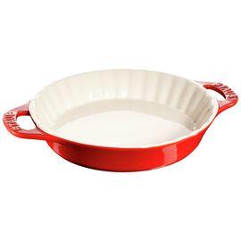 Staub Ceramique, 28-cm-/-11-inch Ceramic Pie dish