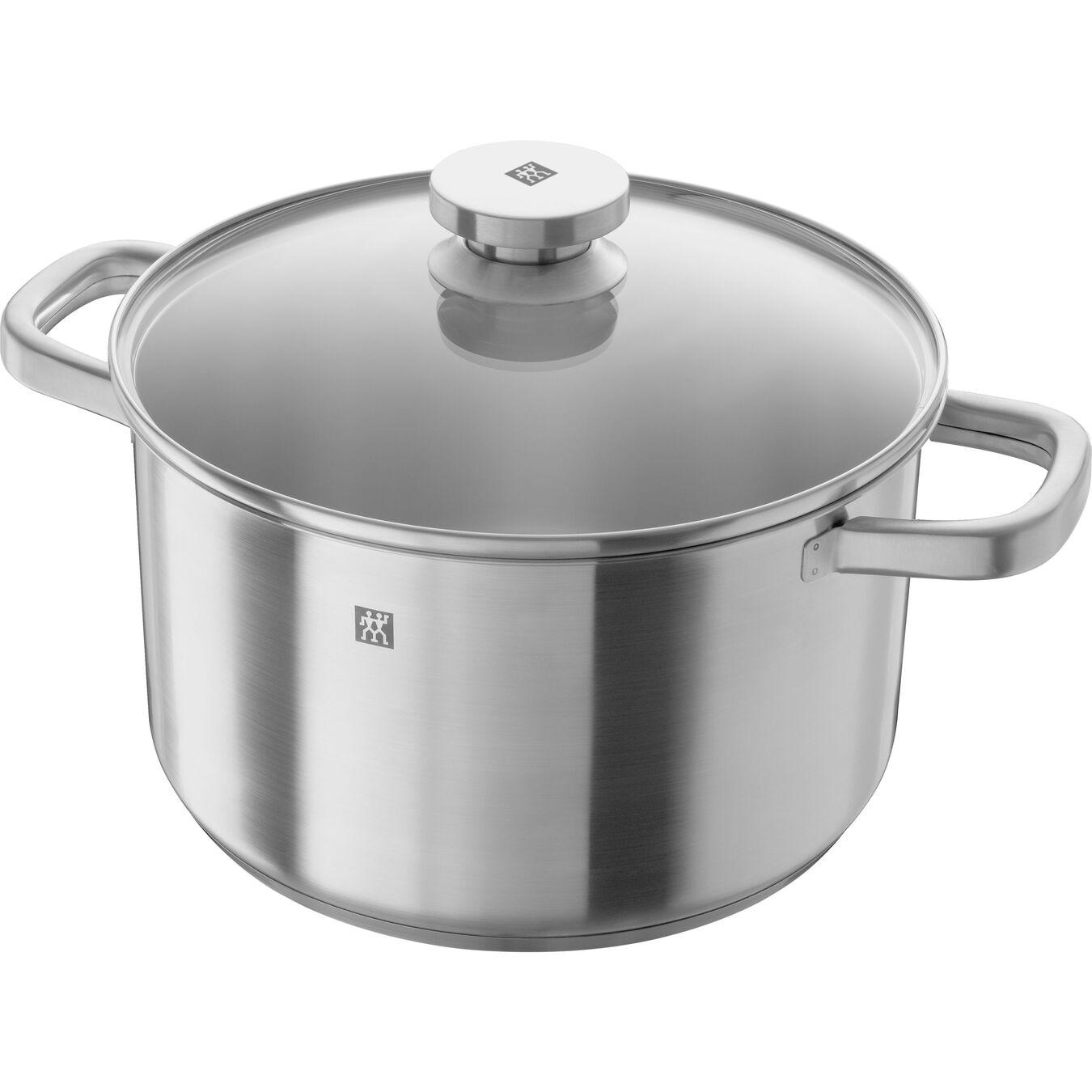 Ensemble de casseroles 3-pcs, Inox 18/10,,large 6