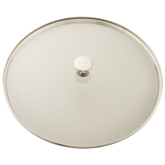 12-inch Round Steam Grill - White,,large 4
