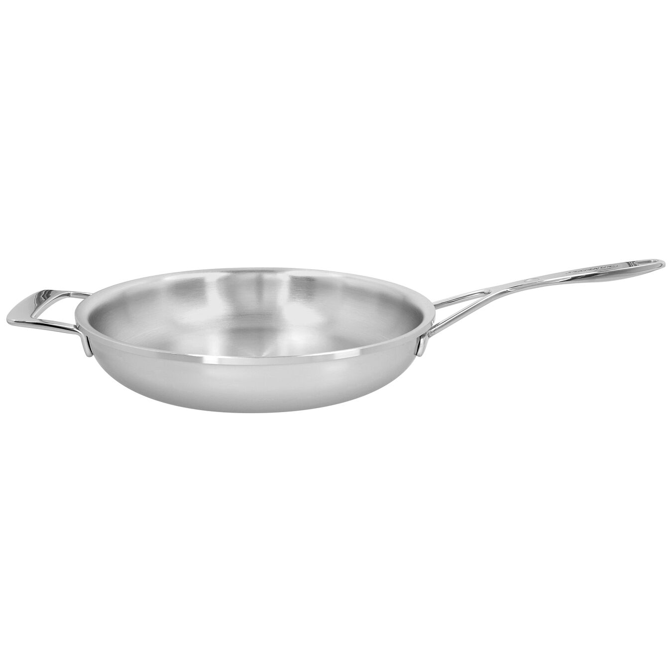 11-inch, 18/10 Stainless Steel, Non-stick, Frying pan,,large 1