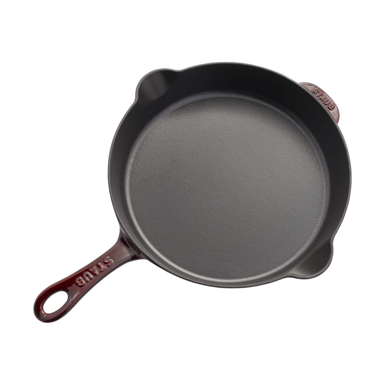 28 cm / 11 inch Frying pan, grenadine-red - Visual Imperfections,,large 2