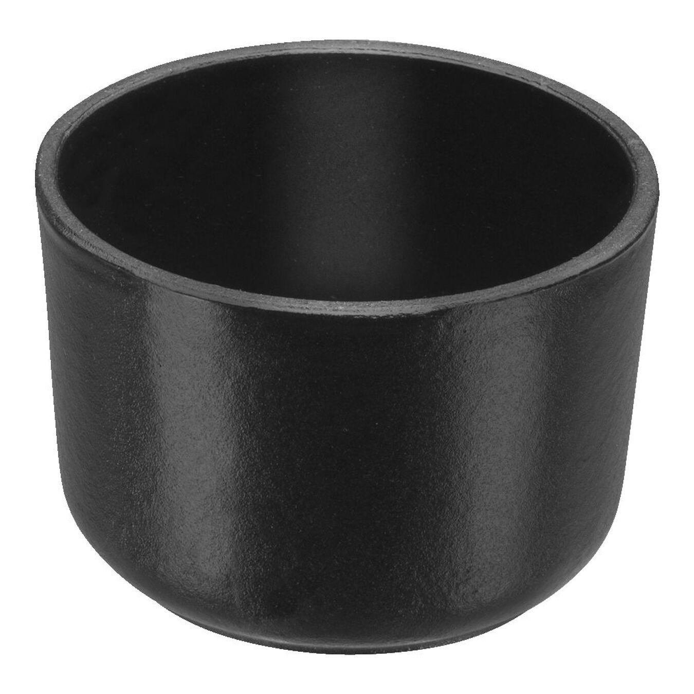 8 cm Cast iron Grinder, Black,,large 4