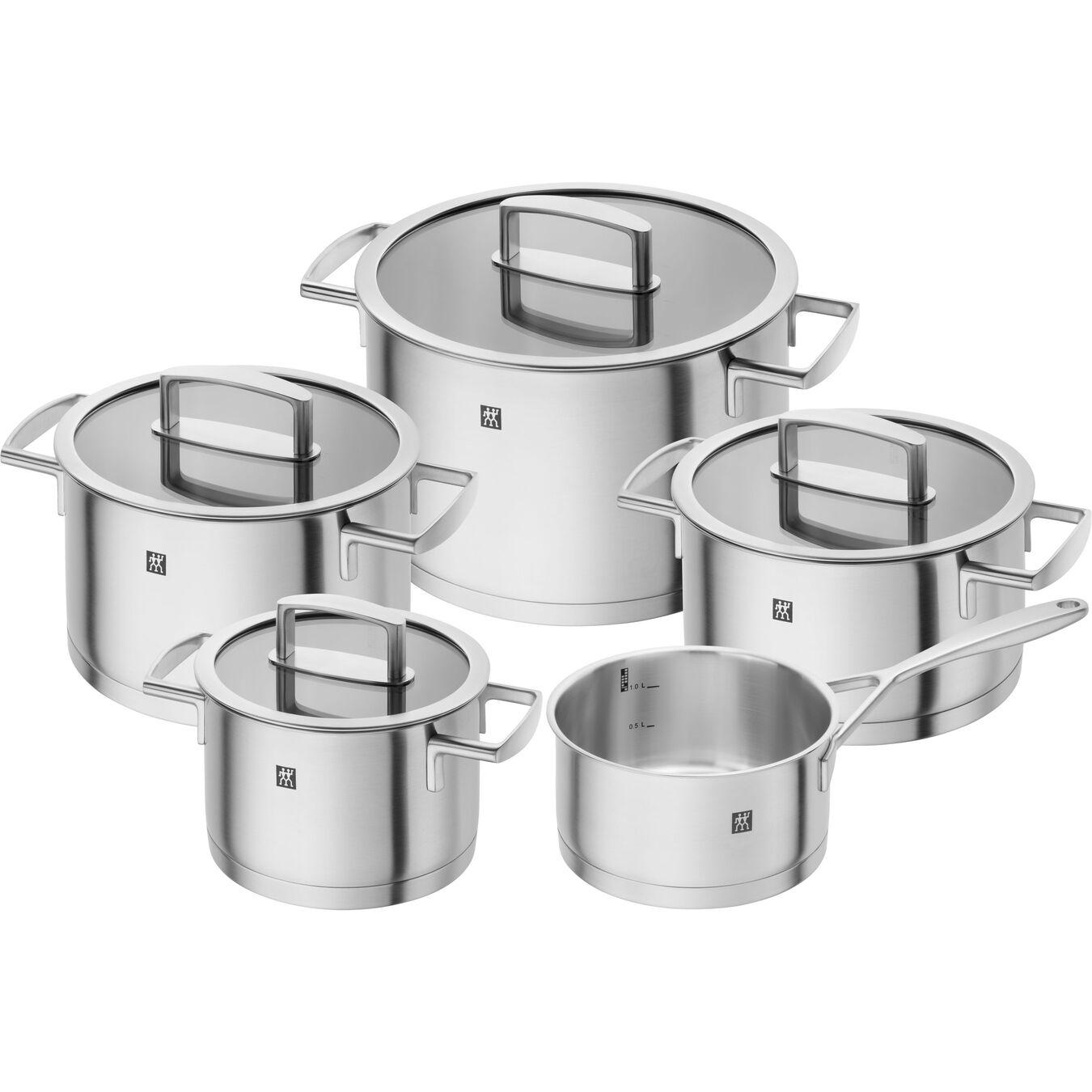 Set de casseroles, 5-pces,,large 1