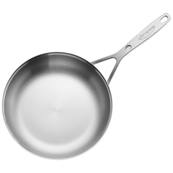 9.5-inch Stainless Steel Fry Pan,,large 2
