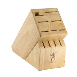 Henckels International Accessories,  Knife block empty Wood