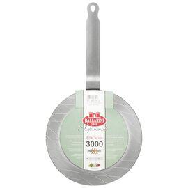 BALLARINI Professionale 3000, Poêle 20 cm, Acier au carbone, Gris