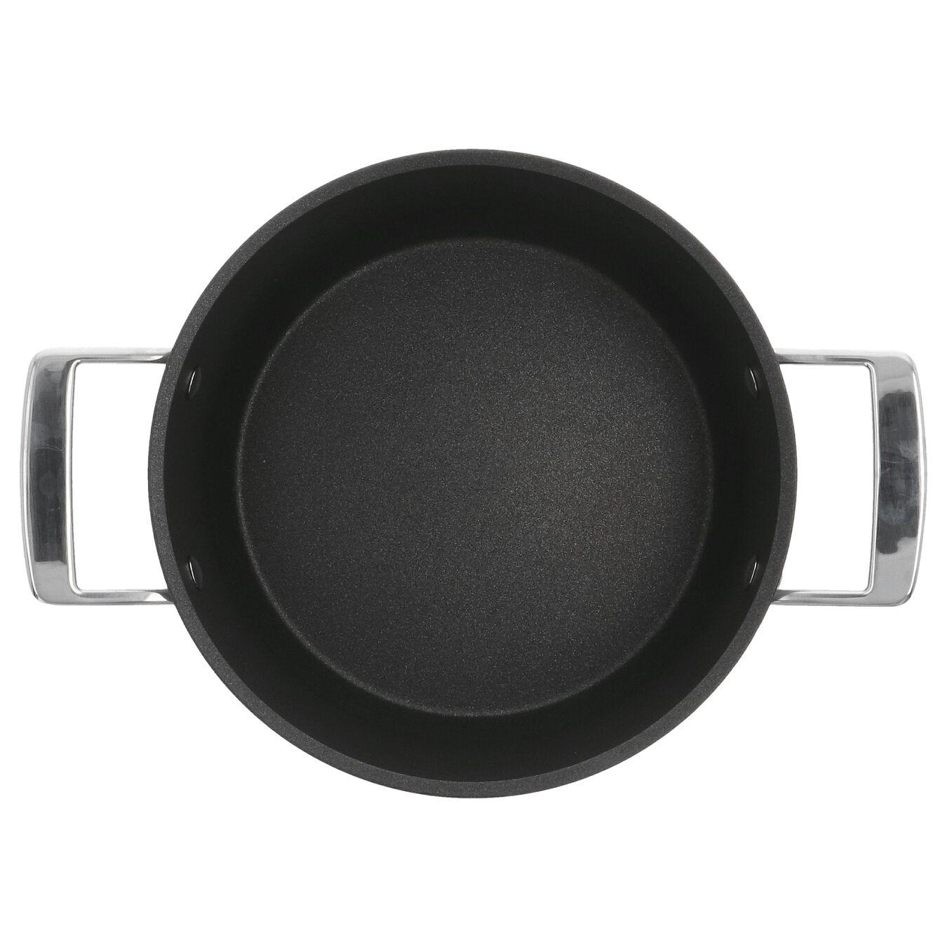 2.75 qt, Aluminium, Stew pot,,large 3