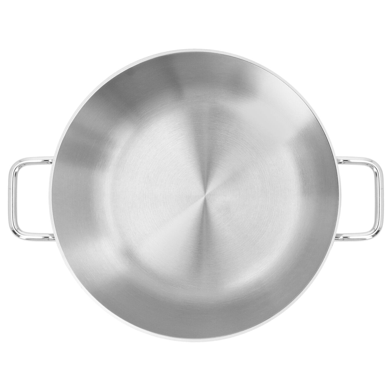 Tegame conica - 28 cm, 18/10 Acciaio inossidabile,,large 7