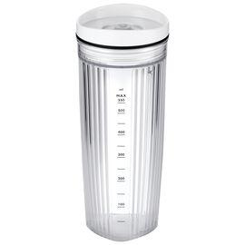 ZWILLING Enfinigy, Standmixer Zubehör Set inklusive Vakuumdeckel 550 ml, Weiß