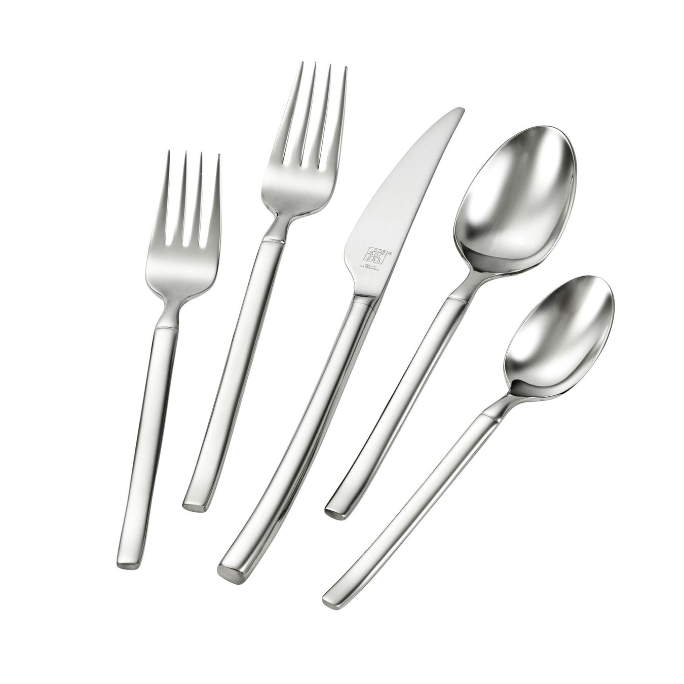 45-pc Menu set, 18/10 Stainless Steel ,,large 1